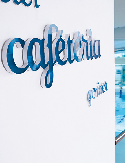 Centre aquatique </br>de Levallois. 2010