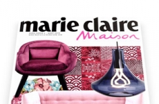 Le tapis Osaka est en couverture du Hors-série de Marie-Claire Maison rentrée 2015 !