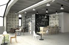 Un projet de show-room à Nice…