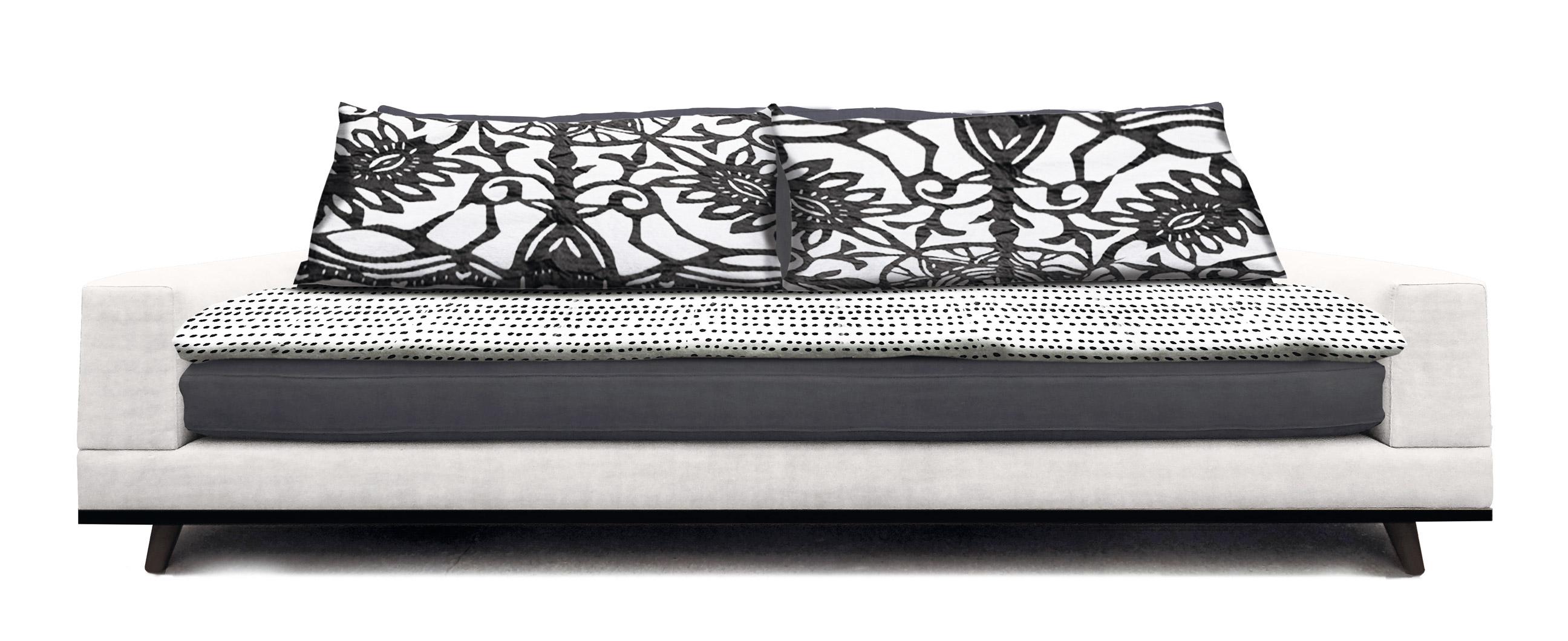 canap mirleft par florence bourel. Black Bedroom Furniture Sets. Home Design Ideas